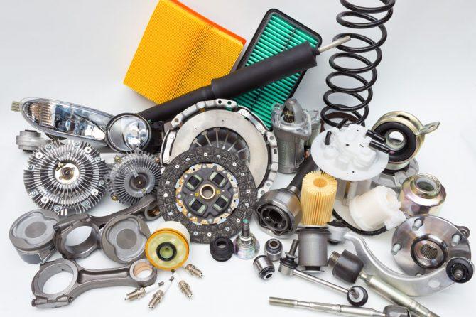 Venta de Computadoras y repuestos específicos para vehículos.